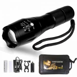 torcia a led tactical